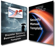 Disaster Recovery Security