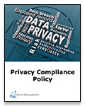 Privacy Complance Policy register